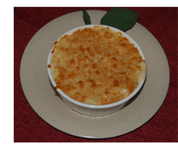 Old Bay Seafood Au Gratin