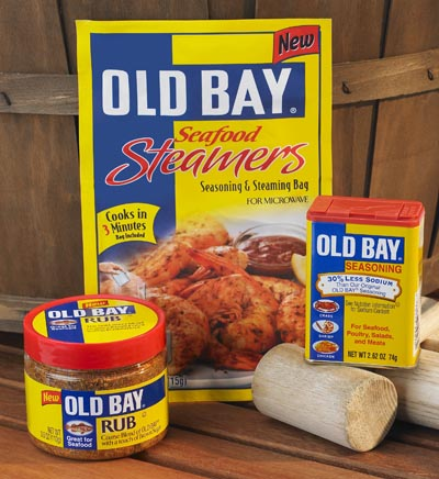 Old Bay Seasoning Varieties